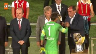 Süper Kupa Finali   Maçın adamı Fernando Muslera