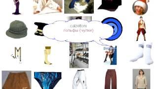 Урок 243 одежда, обувь