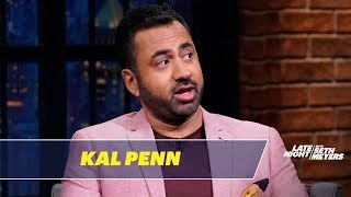 Kal Penn Hired a Coach to Prepare for Throwing the First Pitch at a Mets Game