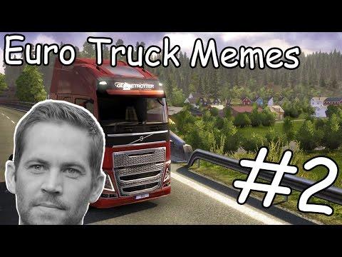 Euro Truck Memes #2