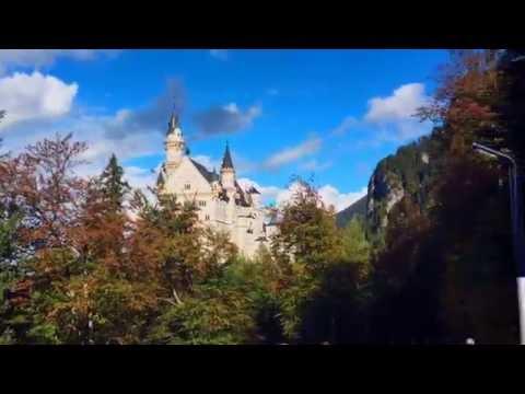 neuschwanstein Castle Germany HD