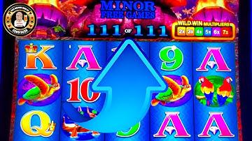 😱111 Minor Free Games😱 🎰The Great Tiki Slot Machine🎰