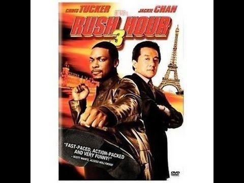 Opening To Rush Hour 3 2007 Dvd Youtube