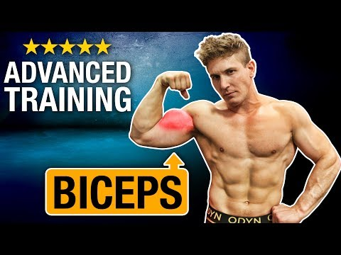 2 Advanced Bicep Building Techniques! | WORKS ON ALL BICEP EXERCISES!