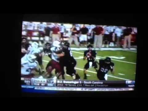 DJ Swearinger NFL pick 57