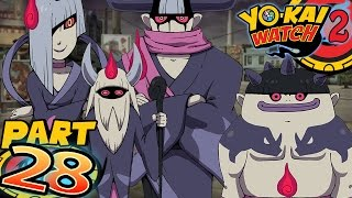 Yo-Kai Watch 2 Bony Spirits and Fleshy Souls - Part 28 - Wicked Executives