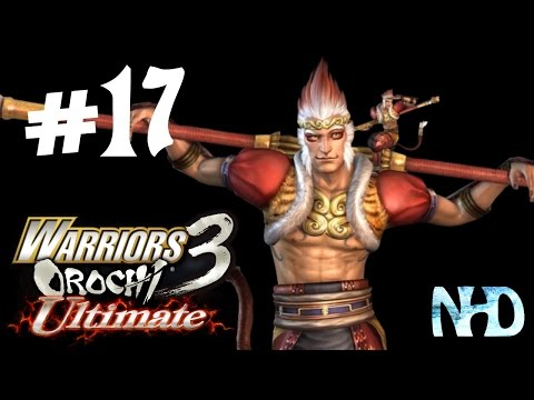Let's Play Warriors Orochi 3 Ultimate (pt17) Chapter 1: Battle of Nagashino - Redux