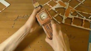 """3D Puzzle """"London Big Ben """""""