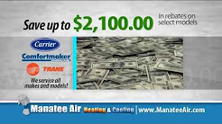 Manatee Air Heating & Cooling