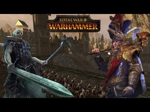The Best Siege Map in Total War Warhammer - The Epic Siege Battle of Talabheim