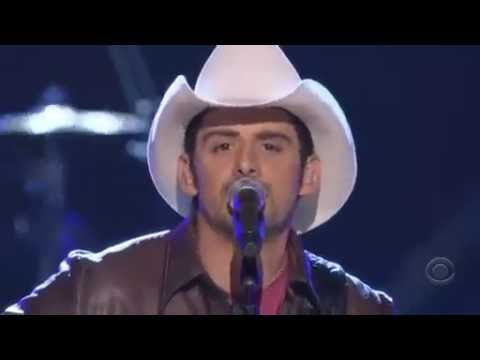 Brad Paisley - I'm Still a Guy Live (ACM Awards 2008)