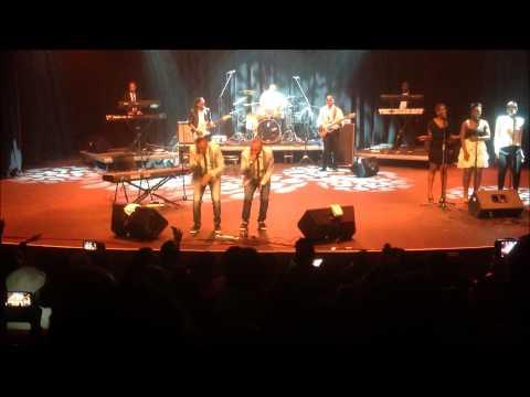 Jaziel Brothers || DrumBeat2014 || Woza
