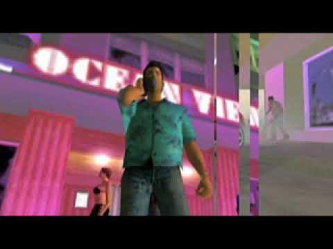 офицальний клип Vice City vcpc outnow 320x240