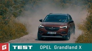 OPEL GRANDLAND X 2,0 CDTI - SUV - TEST  - GARAZ.TV