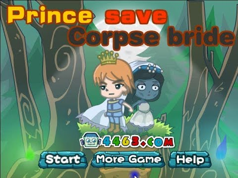 Prince Save Corpse Bride (Full Game)