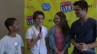 """Lab Rats"" Cast Chats About Fan Experiences at Radio Disney Live! Event"