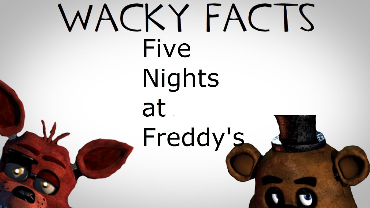 10 Facts About Five Nights At Freddy S