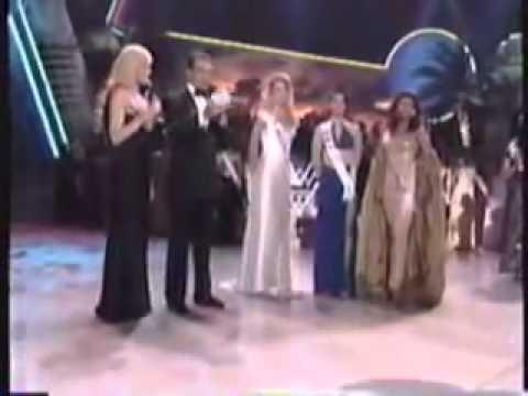 1997 Miss Universe Farewell Walk & Crowning