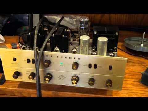 Fisher X100 Integrated Amp W/ JBL 4311B_plays Rossini Sonate A Quattro