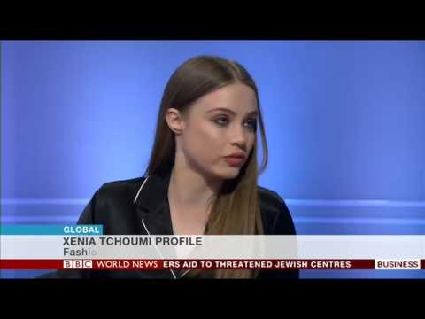 BBC World News Global - Xenia Tchoumi