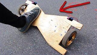 КАК СДЕЛАТЬ ГИРОСКУТЕР В ДОМАШНИХ УСЛОВИЯХ ! HOW to MAKE Hoverboard at home(ДЕШЁВЫЕ ИГРЫ: ✪ http://zonakeys.ru/ ✪ ➀ Я в ВК ☛ http://goo.gl/ui02Vf ☚ ➁ Канал на YouTube (подпишись=)) ☛ http://goo.gl/gkyTx3 ☚ ➂ Канал..., 2016-06-04T12:09:21.000Z)