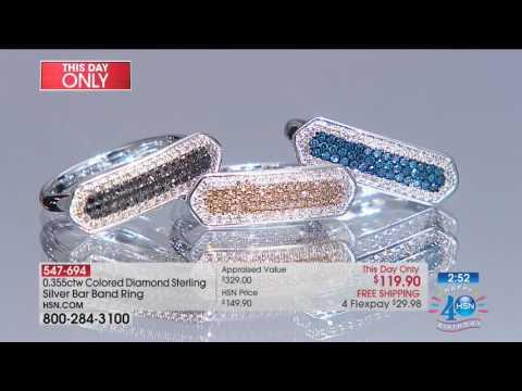 HSN | Colors of Diamonds Jewelry Celebration 07.28.2017 - 04 PM