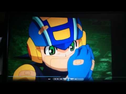 Rockman Exe Stream Funniest Megaman Scene Ever