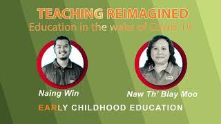Teaching Reimagined: COVID-19 ECCD Teaching Strategies