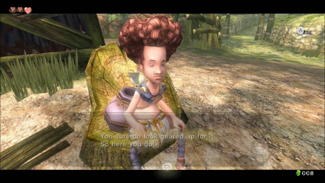 Twilight Princess HD: Hero Mode/Minimalist/Ganondorf Amiibo (Part 2)