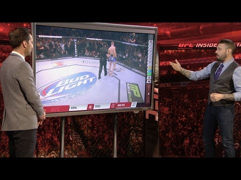 UFC 232: Inside the Octagon - Jones vs Gustafsson 2