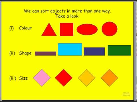grade 2 1 1 math sorting and patterning part 2 youtube. Black Bedroom Furniture Sets. Home Design Ideas