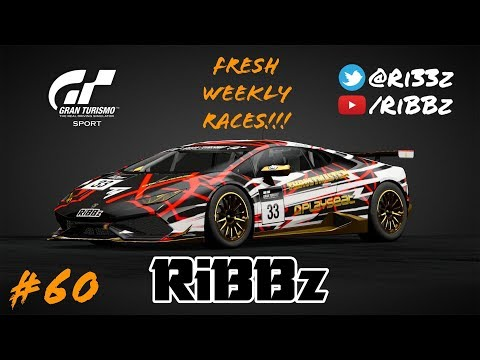 GT sport - Fresh weekly races!!! - Take #60
