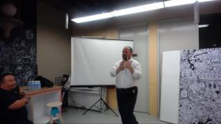 A special Arduino meetup with Massimo Banzi - One Maker Group
