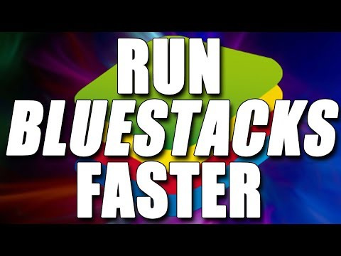How To Run Bluestacks 3 Faster 2018 | Fix Lag and Improve Performance Easy