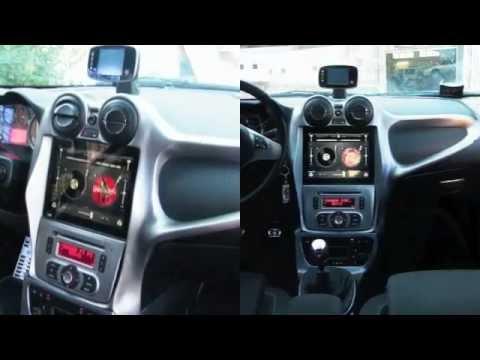 On Alfa Mito Ipad On Dashboard Officinenuccio You Tube