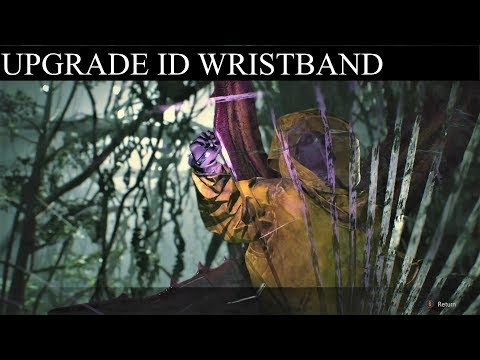 Resident Evil 2 Remake: Upgrade Your ID Wristband (Dispersal Cartridge)