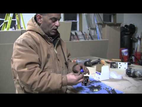 How to change the nozzle and filters on your oil fired heater