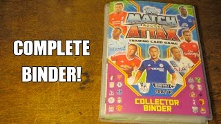 Match Attax 2015/16 COMPLETE COLLECTION!