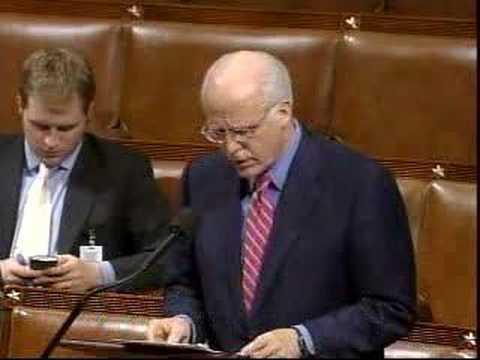 Shameless Chris Shays statement regarding Iraq resolution