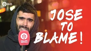 Jose Mourinho to Blame! Manchester United 1-2 Sevilla
