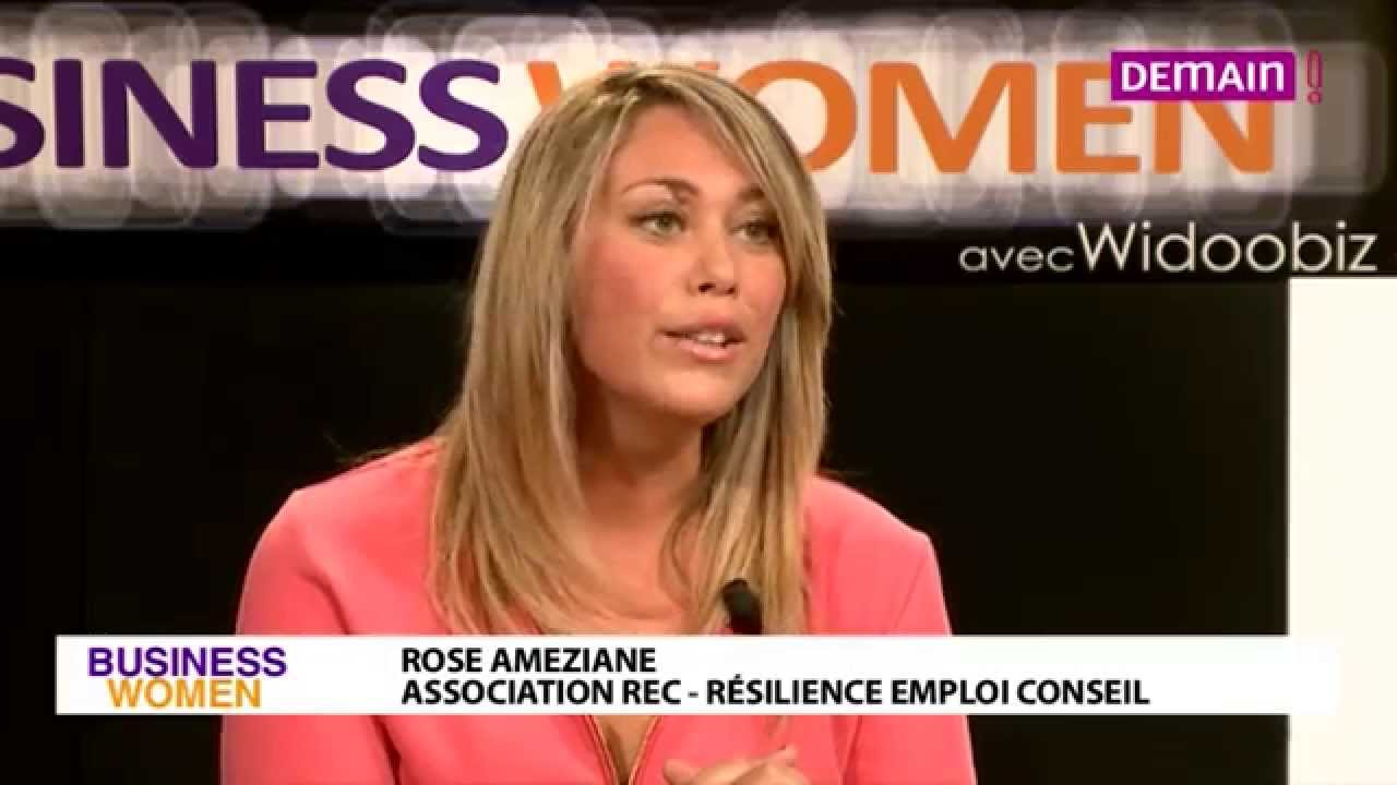 Business Women Avec Rosa Ameziane Youtube