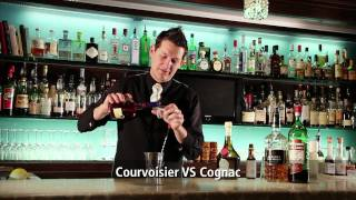 Art Of The Cocktail 2010 - How To Make A Vieux Carré