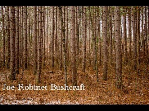 3 Night Winter Bushcraft Camp.