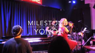 yonoa「candy store」Release Tour @Mr.Kelly's in Osaka 「Milestone」...