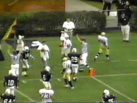 ETSU vs Furman - Football - 1997