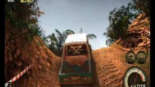 Full Drive 3 Off-Road Drive 2010 Gameplay