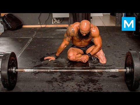 REAL U.S. MARINE Workouts - Jose Luis Sanchez | Muscle Madness