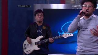 Barry Likumahuwa Ft. Kunto Aji - Pengingat Live at Sarah Sechan