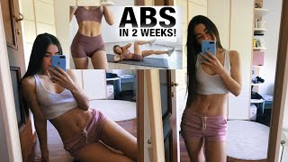 ПРЕСС ЗА 2 НЕДЕЛИ Пробую тренировку Chloe Ting abs in 2 weeks CUTERLAND