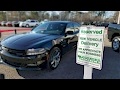 Vlog:  Buying a 2017 Dodge Charger R/T